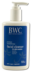 BEAUTY WITHOUT CRUELTY: 3% AHA Facial Cleanser 8.5 oz