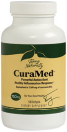 CuraMed 750mg, 60 Softgels