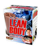 LABRADA BODYBUILDING NUTRITION: LOW CARB LEAN BODY CHOC 20  PK 20 BOX