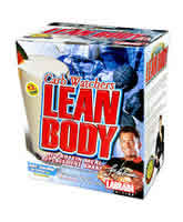 LABRADA BODYBUILDING NUTRITION: LOW CARB LEAN BODY VAN 42  PK 42 BOX