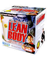 LABRADA BODYBUILDING NUTRITION: LOW CARB LEAN BODY VAN 20  PACK 20 BOX