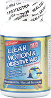 CLEAR PRODUCTS: Clear Motion and Digestive Aid 60 cap
