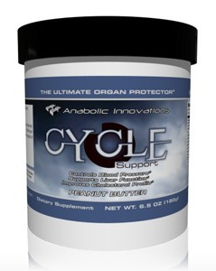 ANABOLIC INNOVATIONS: CYCLE SUPPORT CHOCOLATE 180gm 1