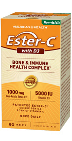 ESTER-C 1000mg With D3 5000IU
