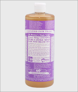 Body Soap Lavender 24 oz from DR. BRONNER'S MAGIC SOAPS