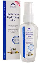 DERMA E: Hyaluronic Hydrating Mist 2 oz