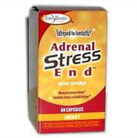 Fatigued to Fantastic Adrenal Stress End, 60 caps