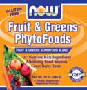 NOW: Fruit And Greens Phytofoods 10oz