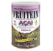 Natures Plus: Fruitein Acai Shake 1.2 lb