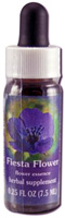 Flower essence: FIESTA FLOWER DROPPER 0.25OZ