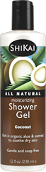 ShiKai: MOISTURE SHOWER GEL COCONUT 1GAL