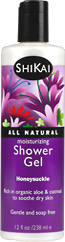 ShiKai: MOISTURE SHOWER GEL HONEYSUCKLE 1GAL