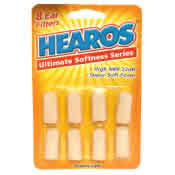HEAROS: Hearos Ear Filters 8 pc