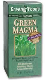 GREEN FOODS CORPORATION: Green Magma USA Original 2.8 oz