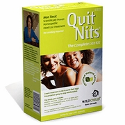 HYLANDS: Wild Child Quit Nits Complete Lice Kit 1 kit