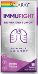 ImmuFight Respiratory Support 90ct from Solaray