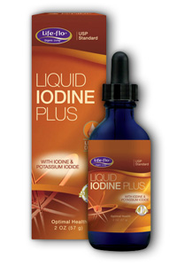 Liquid Iodine Plus, 2 oz