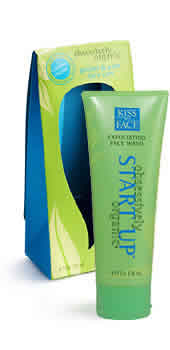 KISS MY FACE: Start Up Exfoliating Face Wash 4 oz