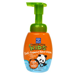 KISS MY FACE: Orange U Smart Foaming Hand Wash 8 oz