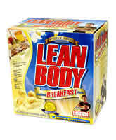 LABRADA BODYBUILDING NUTRITION: LEAN BODY BREAKFAST BANANA 20 20 BOX