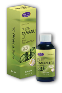 LIFE-FLO HEALTH CARE: 100 Percent Pure Tamanu Oil Skin Rejuvination 1 oz