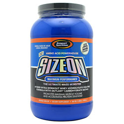 GASPARI NUTRITION: SIZEON MAX PERFORM ORANGE 24 1