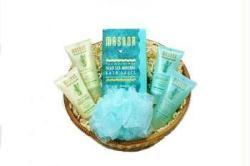 MASADA HEALTH AND BEAUTY: Bath Gift Basket Grapefruit 2 oz