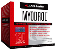 Axis labs inc: Myodrol 120 caps 1