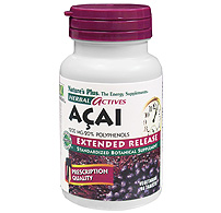 Natures Plus: Acai 600mg 30 ct