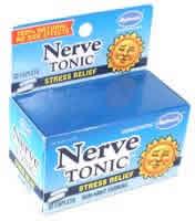 HYLANDS: Nerve Tonic 100 tabs