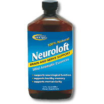 NORTH AMERICAN HERB and SPICE: Neuroloft Essence 12 oz