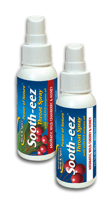 NORTH AMERICAN HERB and SPICE: Sooth-EEZ Cherry 2 oz