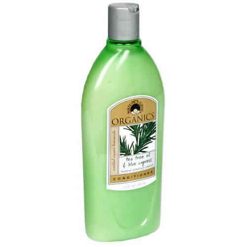 NATURE'S GATE: Organic Conditioner Tea Tree & Blue Cypress 12 fl oz