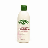 NATURE'S GATE: Pomegranate Sunflower Hair Defense Conditioner 18 oz