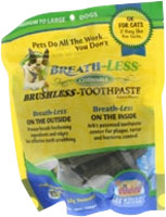 ARK NATURALS: Breath-Less Brushless Toothpaste 18 oz