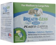 ARK NATURALS: Breath-Less Fizzy Plaque Zapper 50 mg