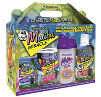Natures Plus: DQ Malibu Miracle Weightloss Kit 4 Pieces