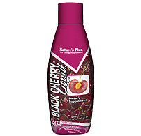 Natures Plus: BLACK CHERRY LIQUID 8 OZ 8 Fld.oz US