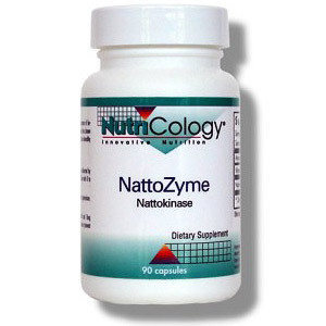 NUTRICOLOGY/ALLERGY RESEARCH GROUP: Nattokinase 100mg 60 softgels