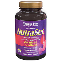 NutraSec With Gastro-Block, 90 ct