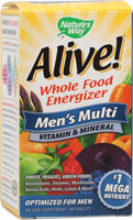 NATURE'S WAY: Alive Mens 90 tabs