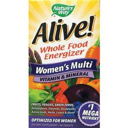 Nature S Way Alive Liquid Womens