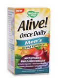 Alive Once Daily Mens Ultra, 60 tabs