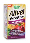 Alive Once Daily Womens Ultra, 60 tabs