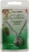 NATURE'S ALCHEMY: Irish Cladda Diffuser Necklace 1 pc