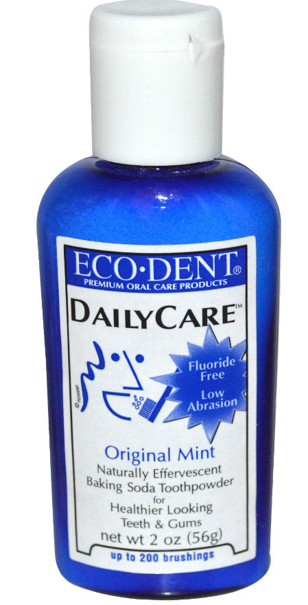 ECODENT: Toothpowder Original Mint 2 oz