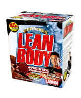 Labrada bodybuilding nutrition: Lean body chocolate 80  pk 80 BOX