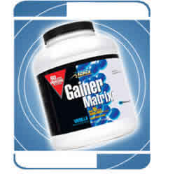 Gainer matrix cookie&cream 8lb