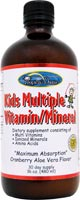 TROPICAL OASIS: KIDS MULTIPLE VITAMIN MINERAL 16OZ