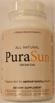 SANTE ACTIVE: PURA SUN 240 softgels